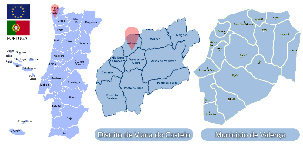 concelho Valença